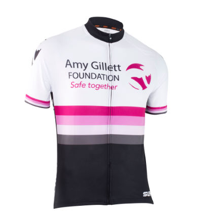 AmyGillettFoundation Jersey