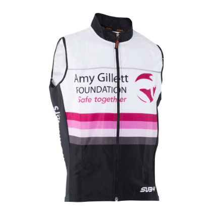 AmyGillettFoundation Gilet