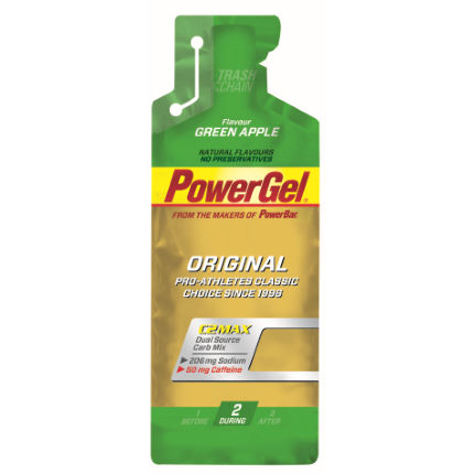 PowerBar Multipack PowerGel (4x41g)