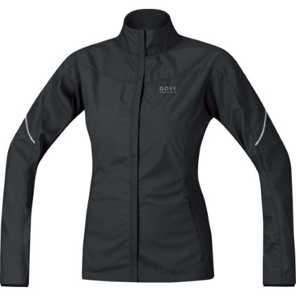 Chaqueta Gore Running Wear Essential Windstopper Active Shell para mujer