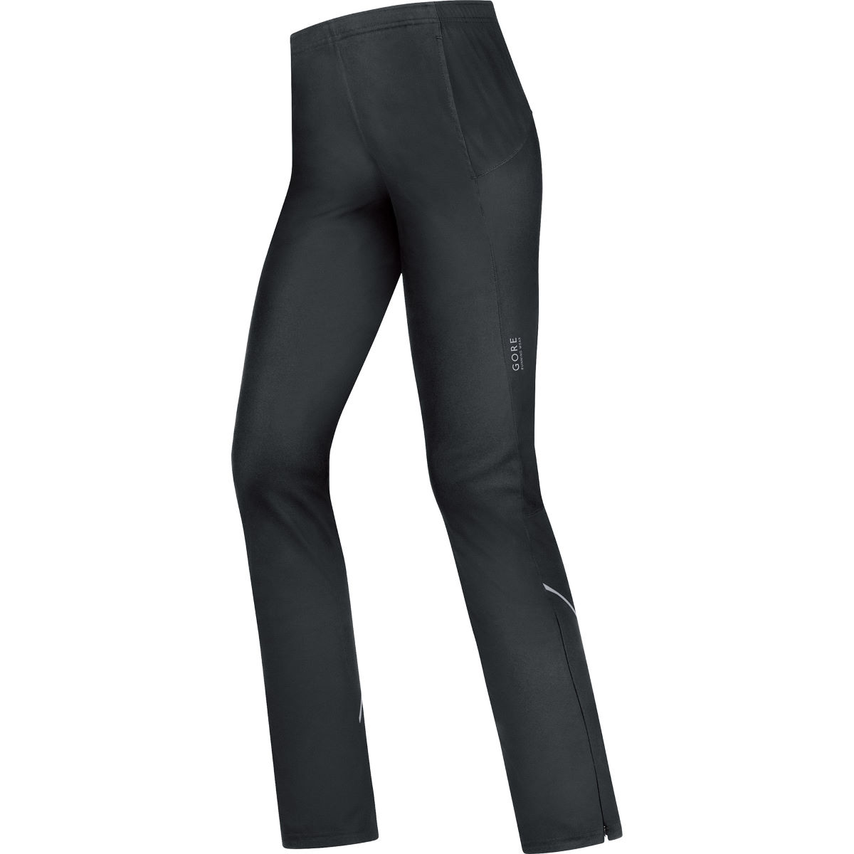 Pantalon Femme Gore Running Wear WINDSTOPPER® Soft Shell - 36 Noir