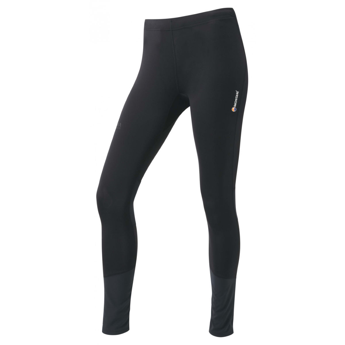 Collant long Femme Montane Trail Series (AH16) - M Noir Collants