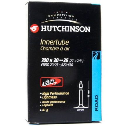 Hutchinson Air Light Road Inner Tube