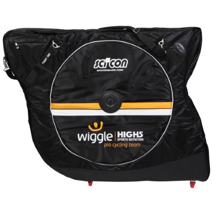 Borsa portabici Aerocomfort 2.0 TSA (team Wiggle High5) - Scicon