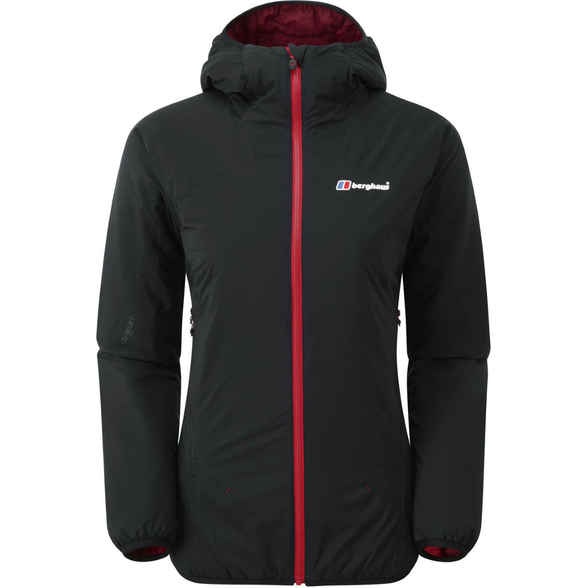 Berghaus Womens Reversa Jacket   Insulated Jackets