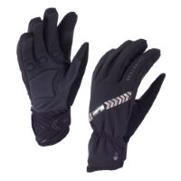Gants cyclistes SealSkinz Halo All Weather