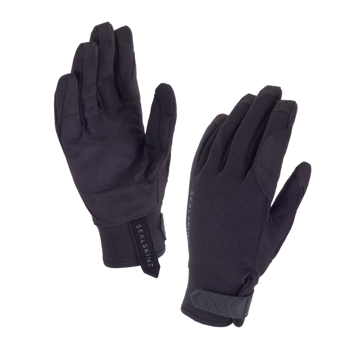 Gants SealSkinz Dragon Eye (route) - XL Noir Gants