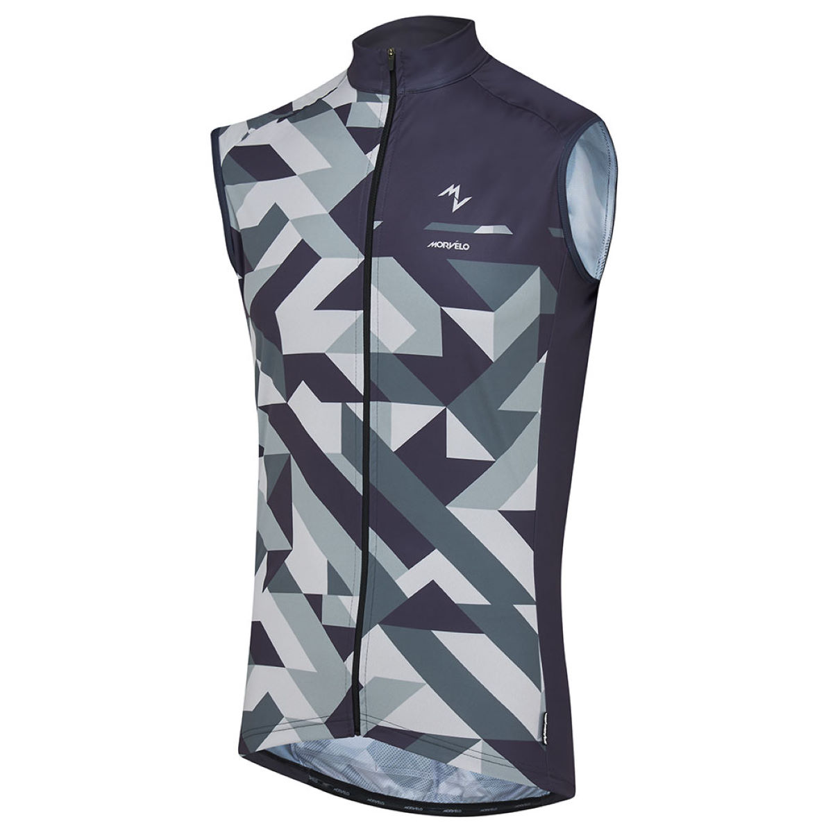 Gilet VTT Morvelo Winter Attack Covert (sans manches) - XS