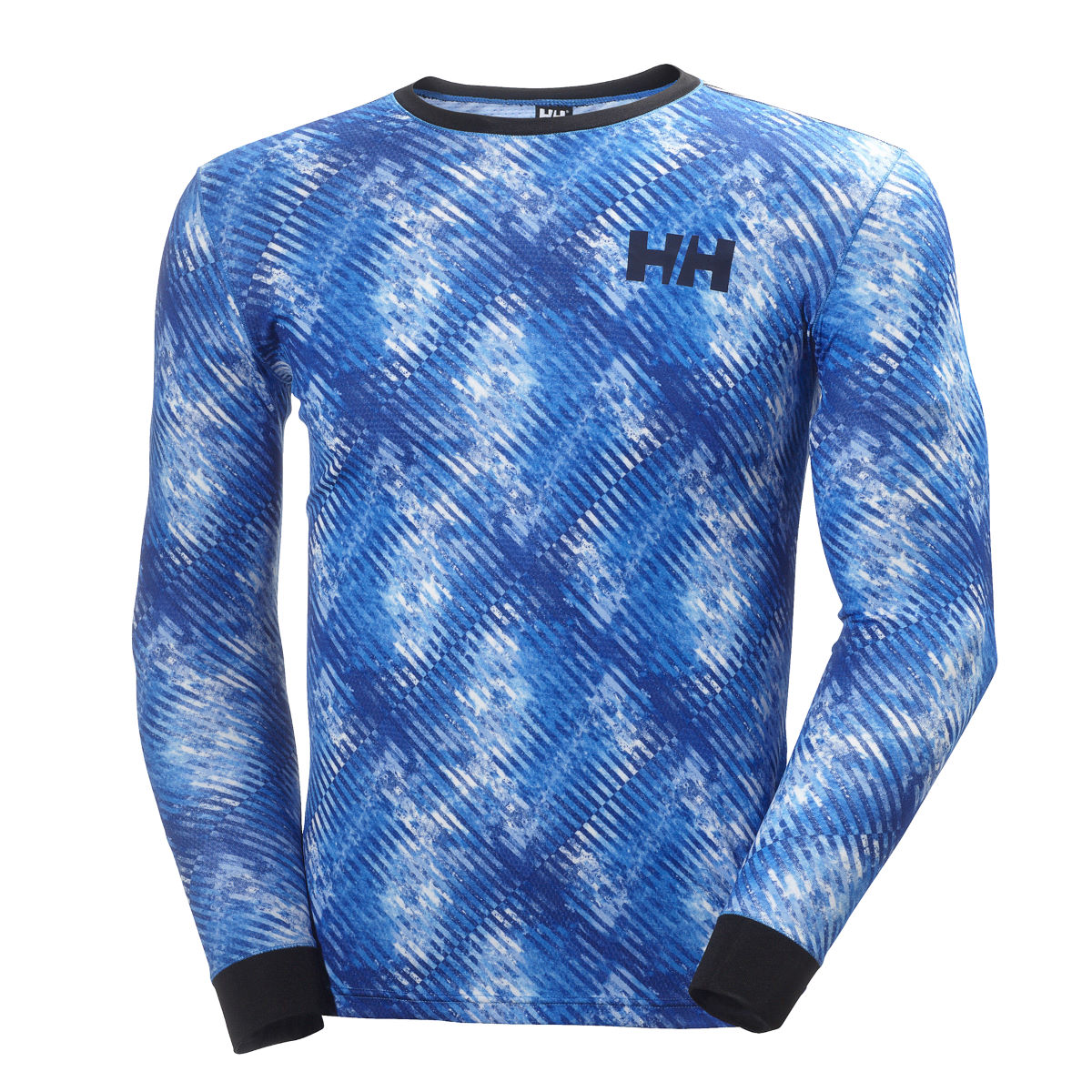 Helly Hansen Active Flow Long Sleeve Graphic Base Layer AW16   Base Layers
