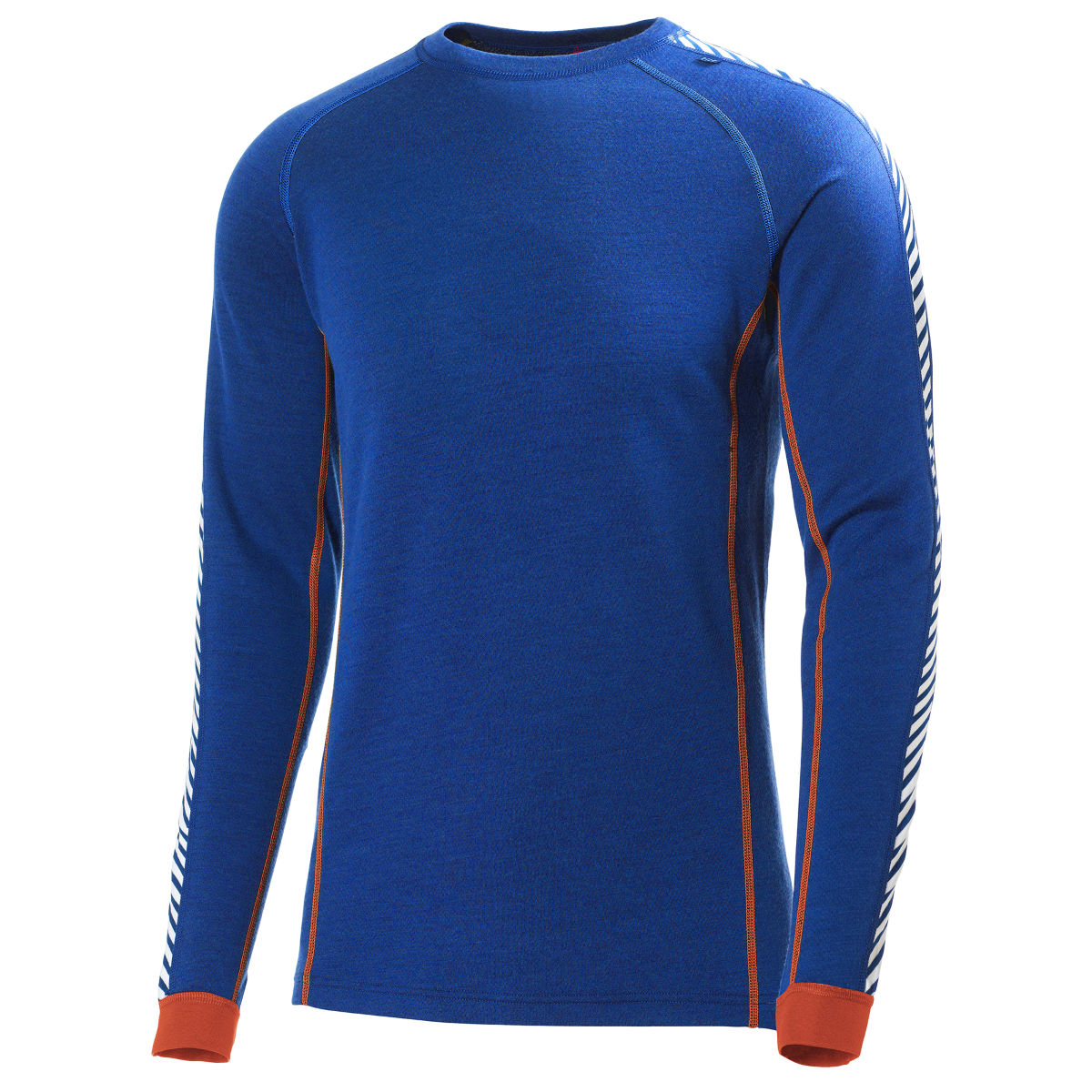 Helly Hansen Warm Ice Crew Neck Base Layer - Extra Large Blue