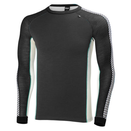 Camiseta interior de cuello redondo Helly Hansen Warm Ice
