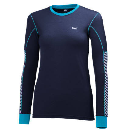 Helly Hansen Women's Active Flow LS Base Layer
