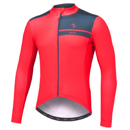 Maillot Morvelo Bloc Shoc Thermoactive (manches longues)