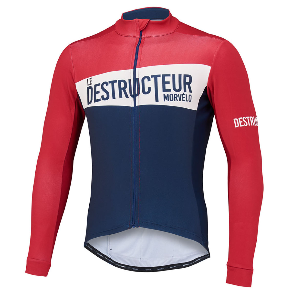 Maillot Morvelo Destructeur Thermoactive (manches longues) - XS