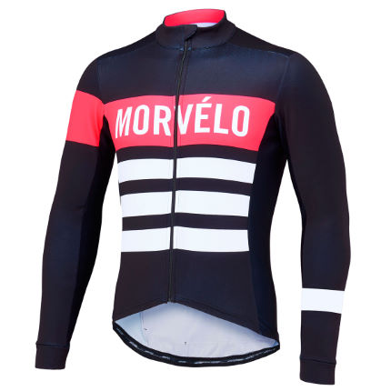 Maillot Morvelo Kaneda Thermoactive (manches longues)