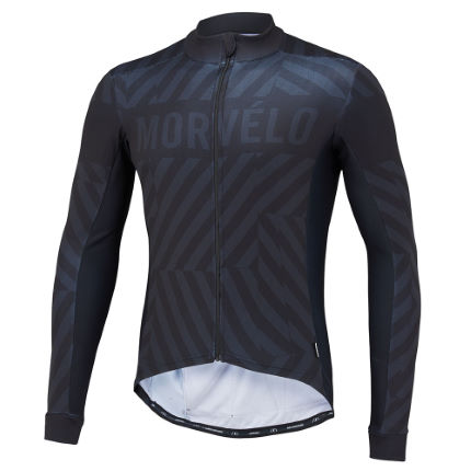 Morvelo Pinky Thermoactive Long Sleeve Jersey