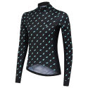 Morvelo Womens Dasch Thermoactive Long Sleeve Jersey