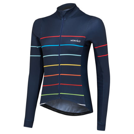 Morvelo Women's Nauty Thermoactive Long Sleeve Jersey