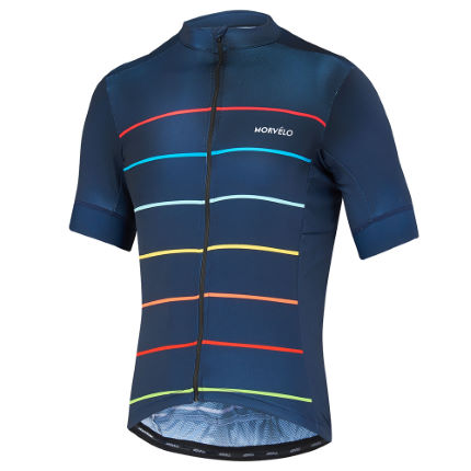 Maillot Morvelo Nauty Nth Series (manches courtes)