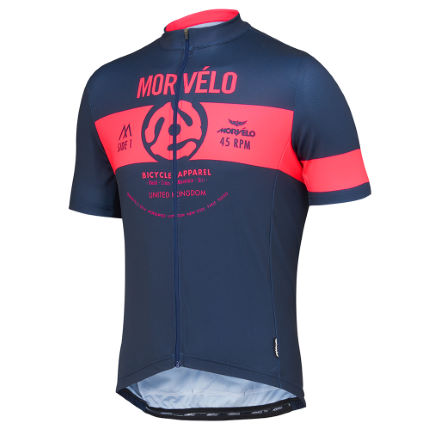 Maillot Morvelo 45 King (manches courtes)
