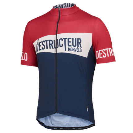 Morvelo Destructeur Short Sleeve Jersey