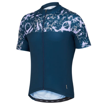 Morvelo Paint Short Sleeve Jersey