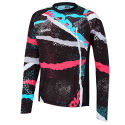 Morvelo Xerocks Long Sleeve MTB Jersey