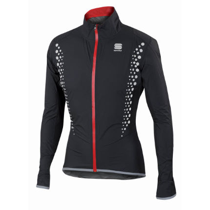 Sportful Hot Pack Hi-Viz NoRain Radjacke