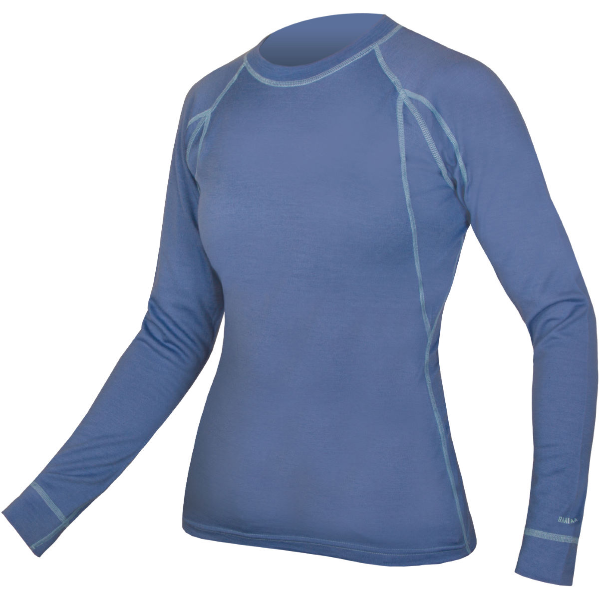 Maillot de corps Femme Endura BaaBaa Merino (manches longues) - XS