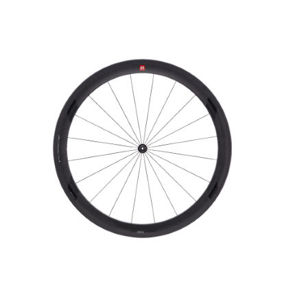 3T Orbis II C50 Team Stealth Front Wheel