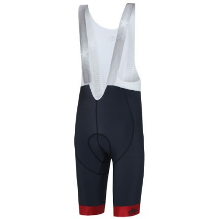 Maloja DrewM. Thermal Bib Shorts - Herr