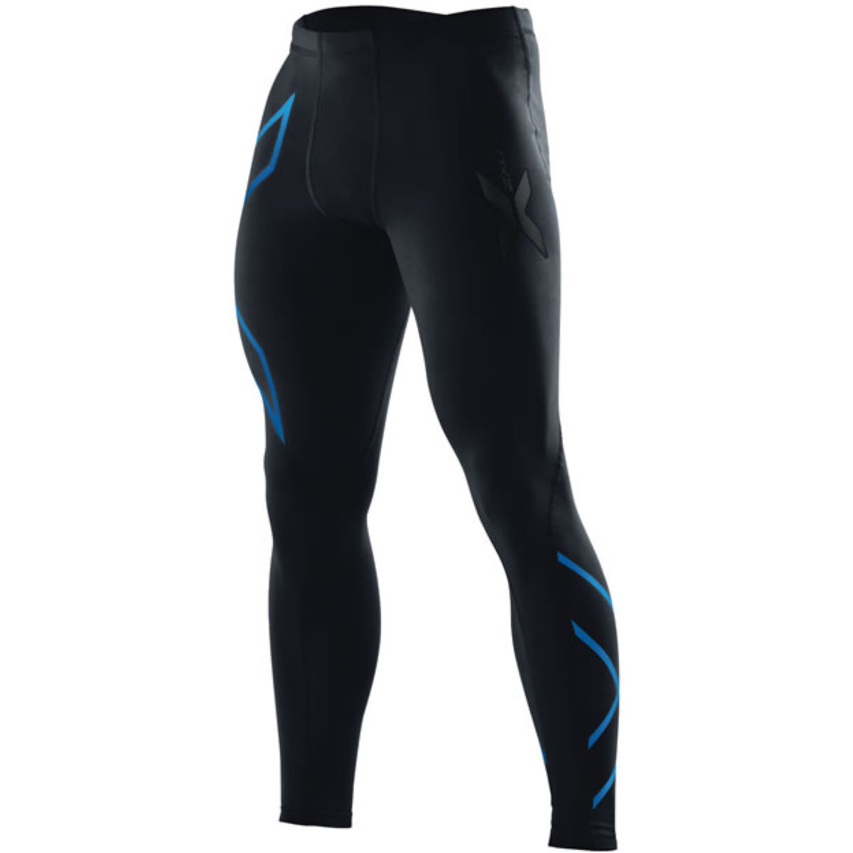 Collant 2XU Compression - XS Black/Prussian Blue Sous-vêtements compression
