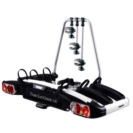 Thule 929 EuroClassic G6 3-Bike Towball Mounted Carrier