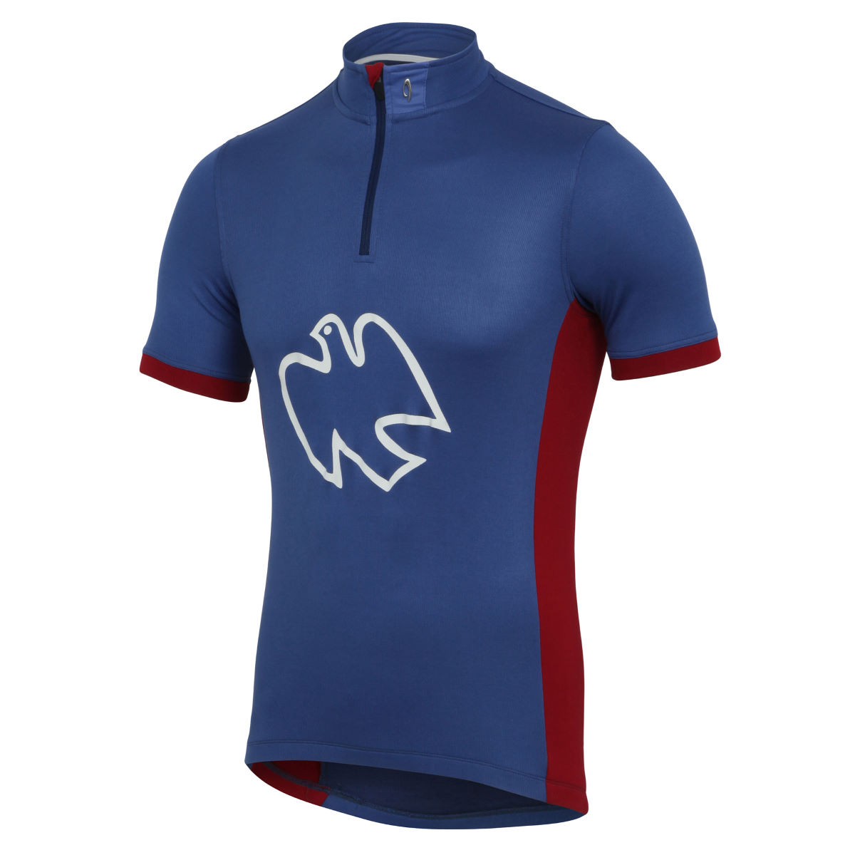 Maillot Isadore Peace (manches courtes) - X Small Tarmac Grey