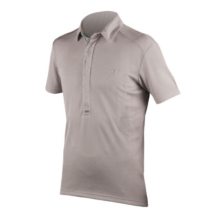 Endura Urban CoolMax Merino Polo:Neutral:XL