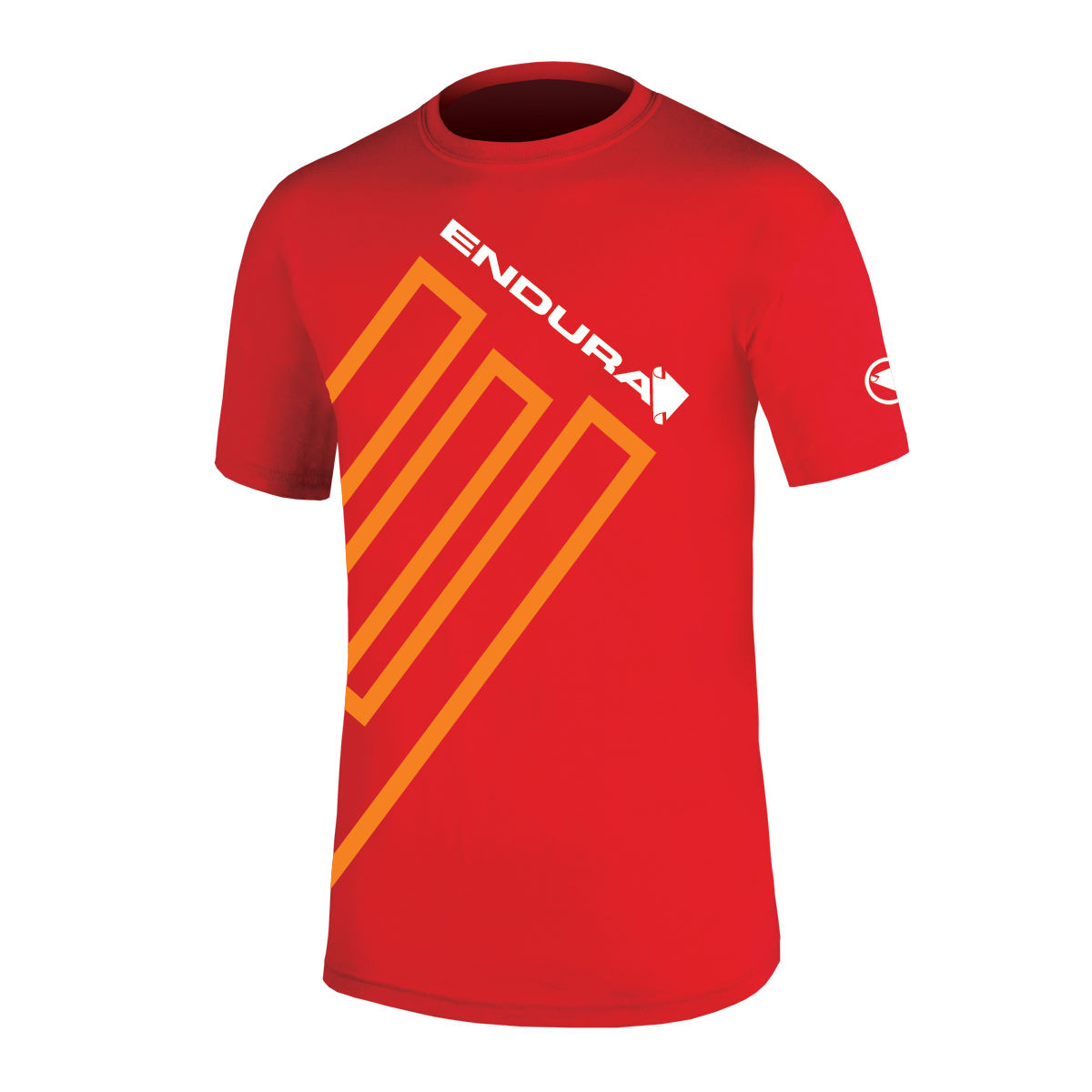 T-shirt Endura E - XXL Rouge T-shirts