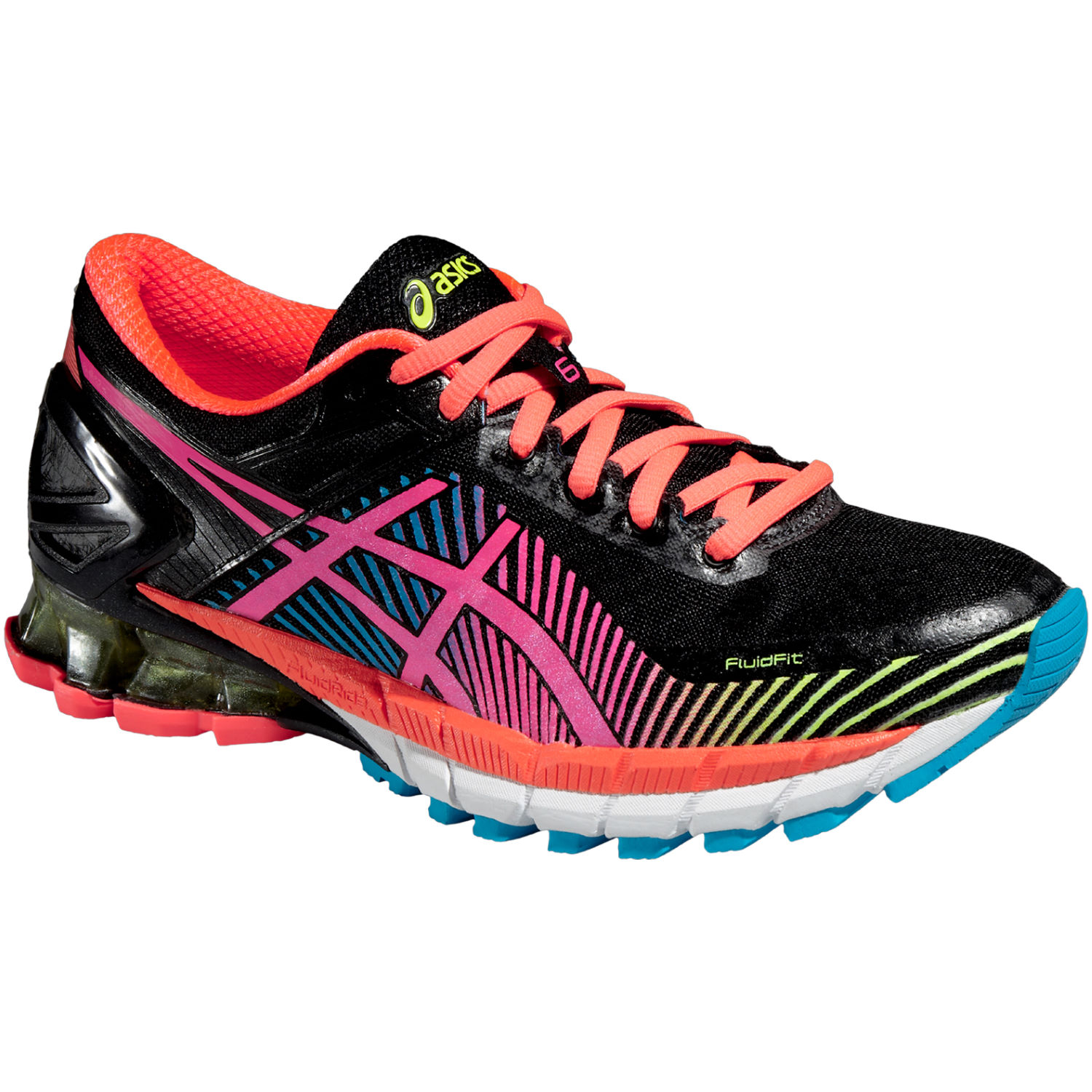 wiggle asics women 39 s gel kinsei 6 shoes ss16 cushion running shoes. Black Bedroom Furniture Sets. Home Design Ideas