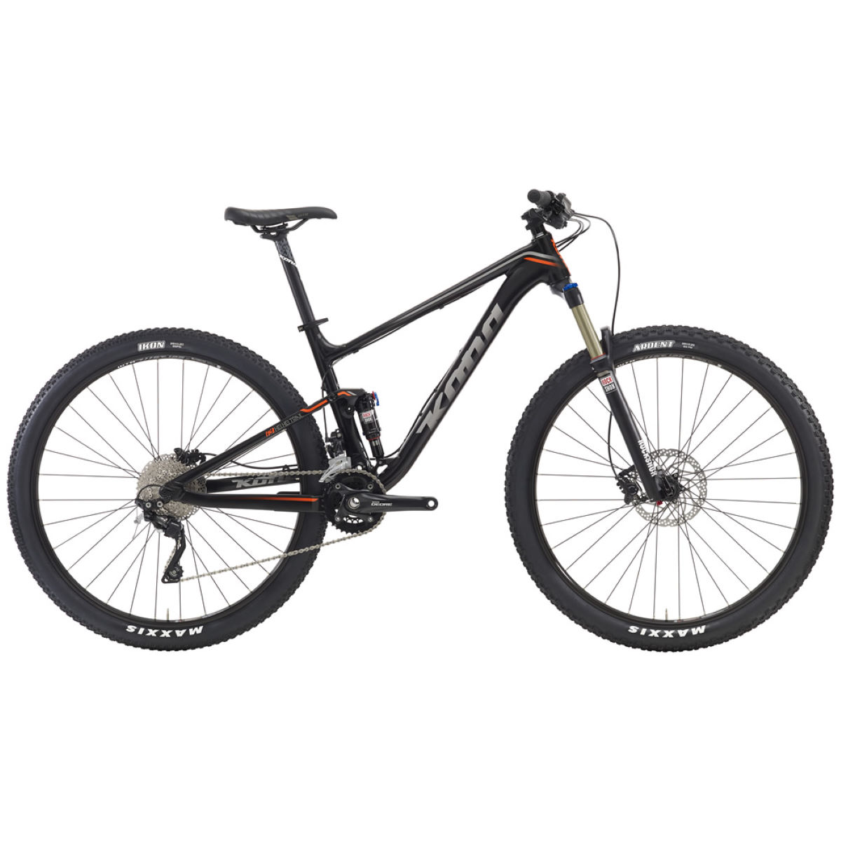 Kona Hei Hei Trail (2016) Mountain Bike   Full Suspension Mountain Bikes