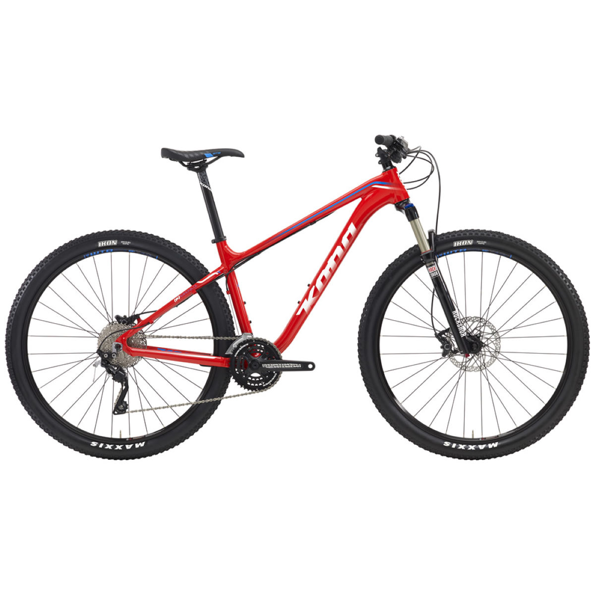 Kona Kahuna DL (2016) Mountain Bike   Hard Tail Mountain Bikes