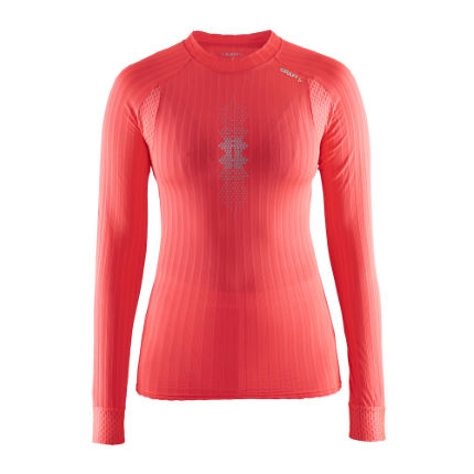 Craft Women's Active Extreme 2 Brilliant LS Base Layer