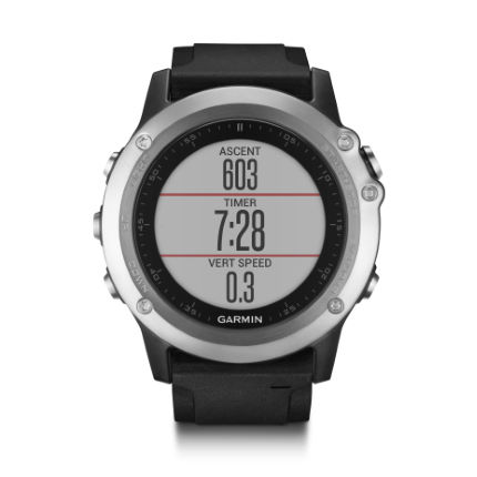 Garmin Fenix 3 HR GPS Watch with Integrated HRM