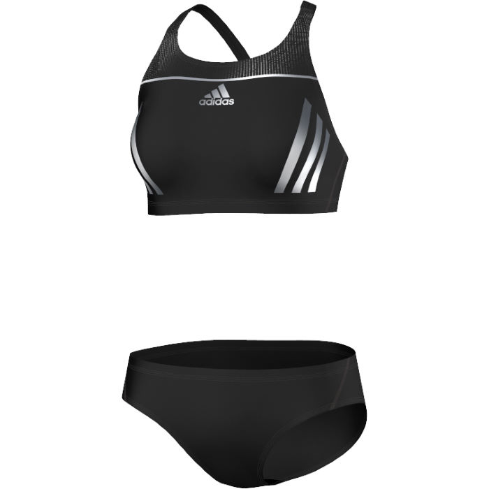 maillots de bain femme adidas women 39 s infinitex streamline 2 piece aw16 wiggle france. Black Bedroom Furniture Sets. Home Design Ideas
