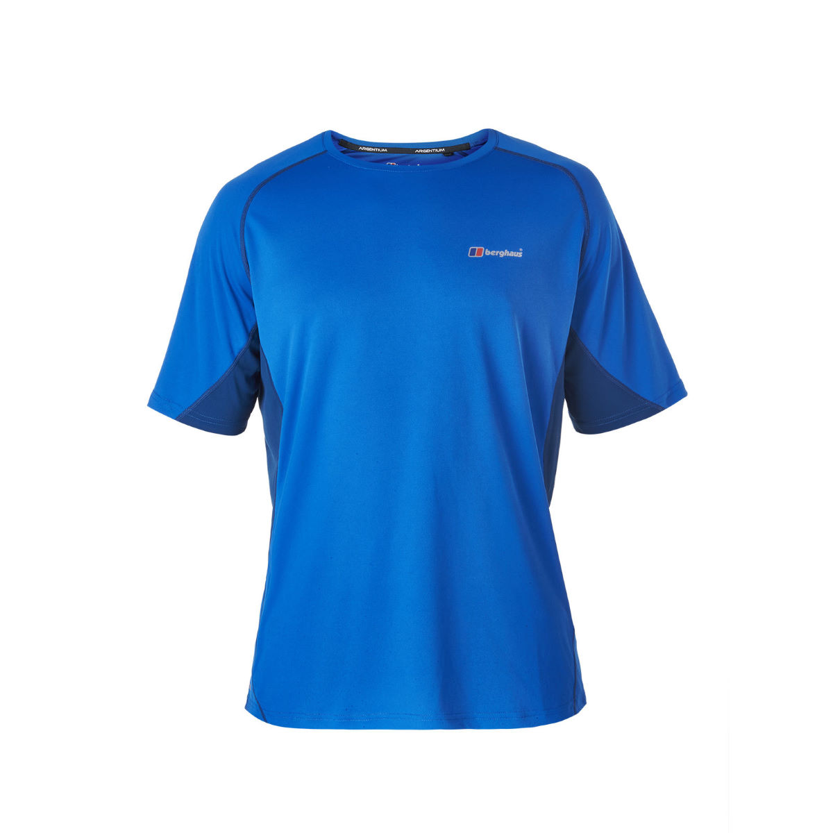 Maillot Berghaus Tech (col rond, manches courtes) - S Snorkel Blue