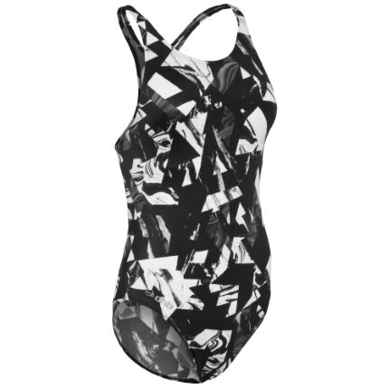 dhb Women's Printed Muscleback Swimsuit