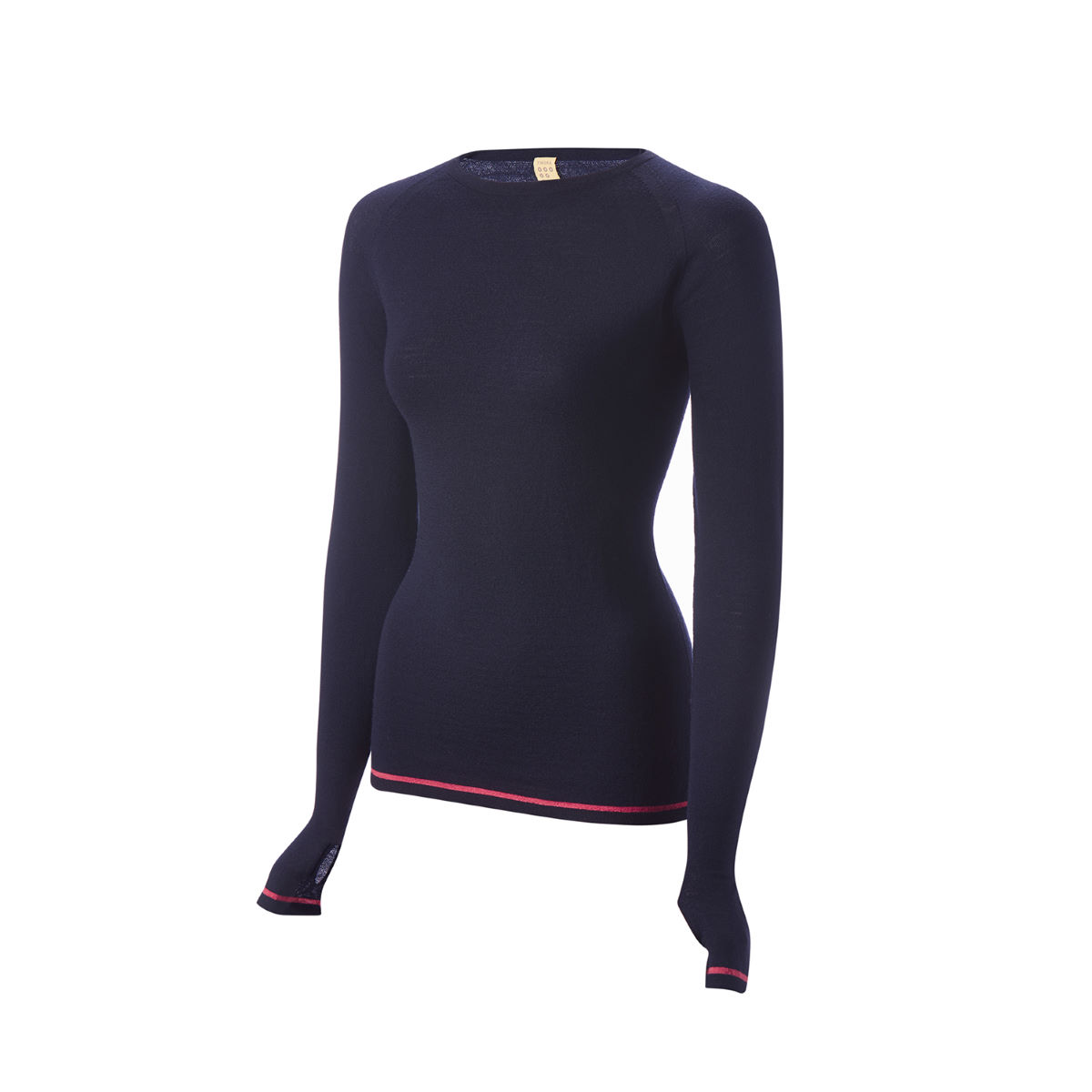 Maillot de corps Femme FINDRA - XS Dark Navy/Coral