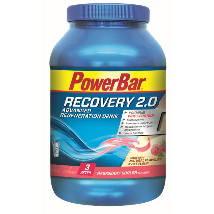 PowerBar Recovery 2.0 Restitutionsdrik (1,14 kg)