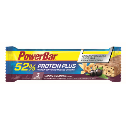 PowerBar Protein Plus 52 % Riegel (24 x 50 g)