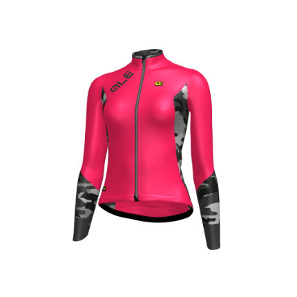 Alé Women's Clima Protection 2.0 Capo Nord LS Jersey