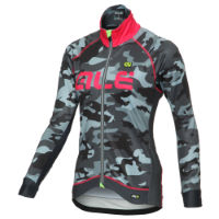 Alé Womens PRR Camo Winter Jacket