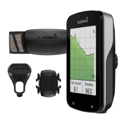 Garmin Edge 820 GPS Cycle Computer Bundle - AU